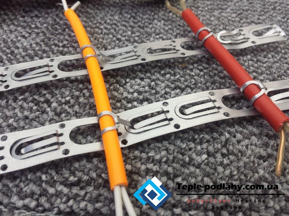 Лента для крепления кабеля (монтажная) 10 метров