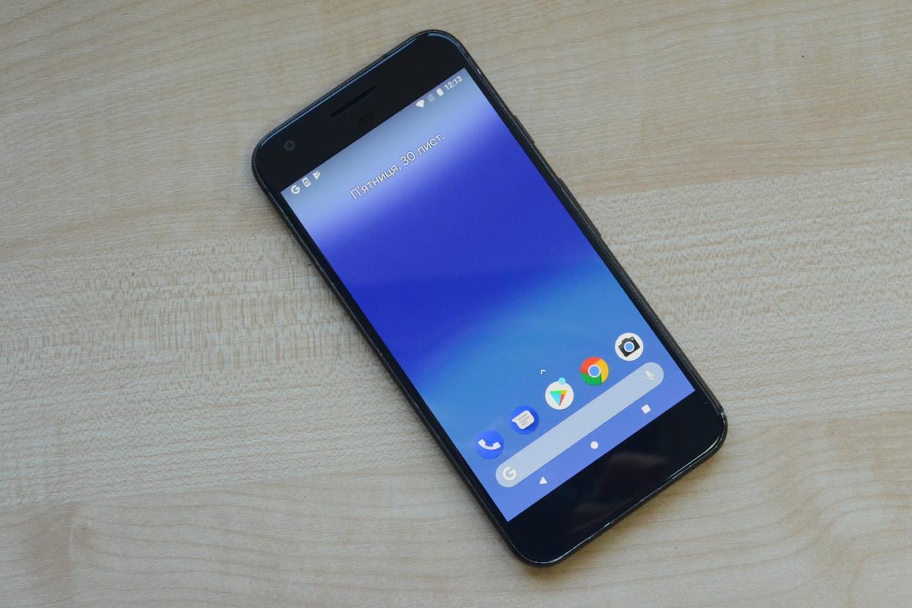 Смартфон Google Pixel Quite Black 128Gb Оригинал!