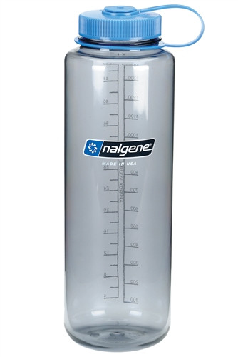 Пляшка для води Nalgene Silo Everyday 1.4 л. Сіра