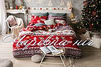 В  Новый Год на новом постельном белье!