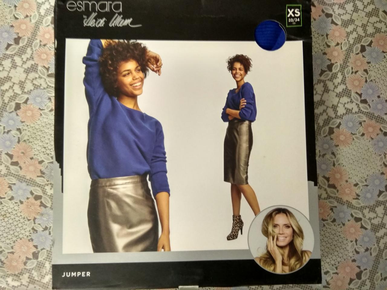 f10ef508679 Джемпер женский размер ESMARA- Германия 38 40 (32 34) (XS) новый ...