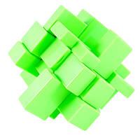 Кубик рубика MIRROR зеленый Smart Cube SC358