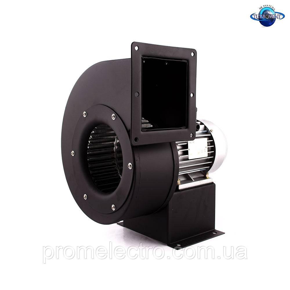 Радиальные (центробежные) вентиляторы Turbo DE 160 1F
