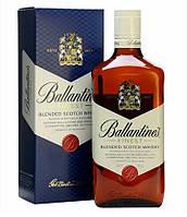 Виски шотландский Баллантайс Ballantine's в коробке1l