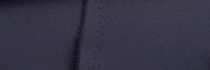 Ткань Дайвинг плотный, темно синий