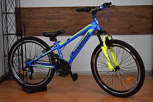 """Подростковый горный велосипед 24"""" Crossride Shark (Ardis)"""