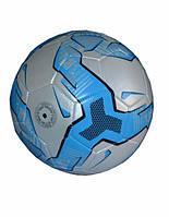 Мяч футбольный клубный цвет в ассортименте FT911 №5 №5 Синий