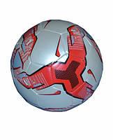 Мяч футбольный клубный цвет в ассортименте FT911 №5 №5 Красный