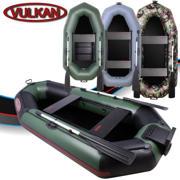 Гребная ПВХ лодка Vulkan V215 LSPT(ps)