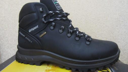 Зимние ботинки grisport 13205  с мехом