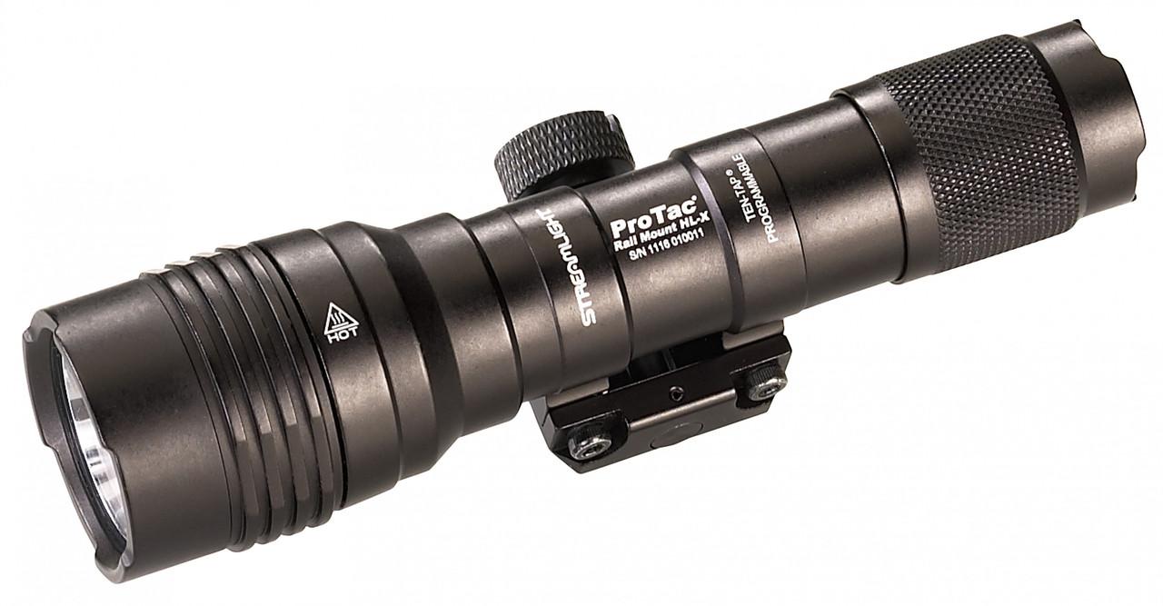 Тактический фонарь ProTac® Rail Mount HL-X