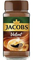 Кофе растворимый Jacobs Velvet 200 г