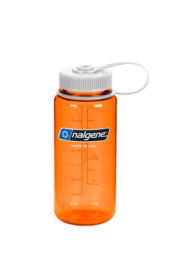 Пляшка для води Nalgene Wide Mounth Оранжева 500 мл.