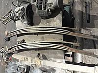 Задние рессоры на Renault Midlum