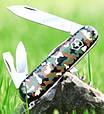 Удобный складной нож Victorinox Spartan 13603.94 камуфляж, фото 8