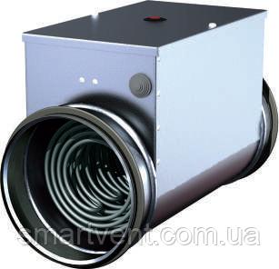 Канальный нагреватель EKA 160-3,0-1f
