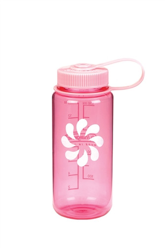 Пляшка для води Nalgene Wide Mounth Розова 500 мл.