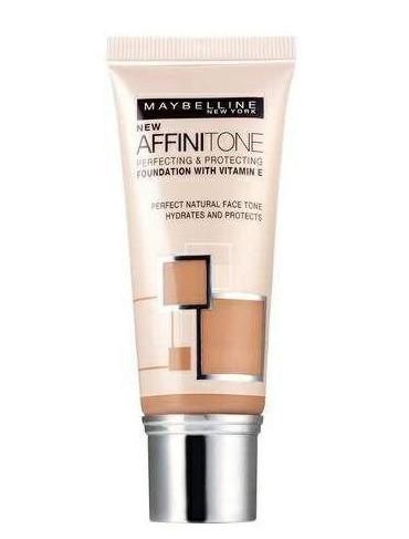 Тональный крем Maybelline Affinitone тюбик 30мл (ПАЛИТРАМИ) (A №16,18,30) (B №17,24,42)