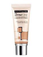 Тональный крем Maybelline Affinitone тюбик 30мл (ПАЛИТРА 3шт) №16,17,18,24,30,42