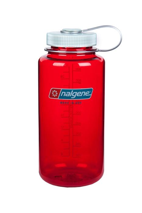 Пляшка для води Nalgene Wide Mounth Червона 500 мл.