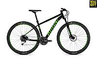 """Велосипед Ghost Kato 4.9 29"""" 2019 черно-зеленый, фото 1"""