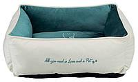 Trixie TX-38235 Pet's Home Bed лежак для собак 60×50см