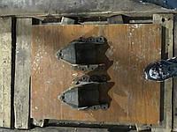 Кронштейны на плавающие рессоры Renault Midlum