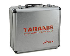 Алюминиевый кейс FrSky для аппаратуры Taranis X9D