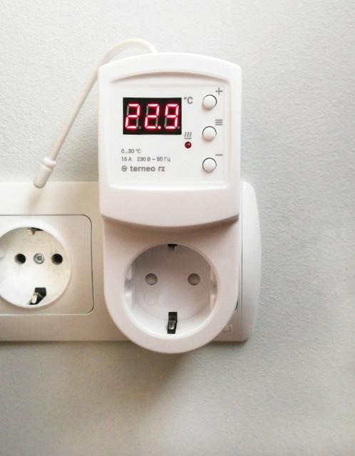 Терморегуляторы (термостаты)