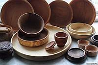 Деревянная посуда, фото 1