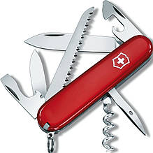 Функциональный складной нож Victorinox Camper 13613 красный