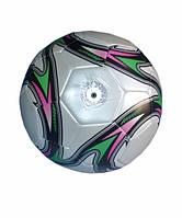 Мяч футбольный клубный FT9-14 №5 Белый