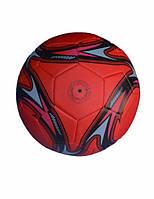 Мяч футбольный клубный FT9-14 №5 Красный