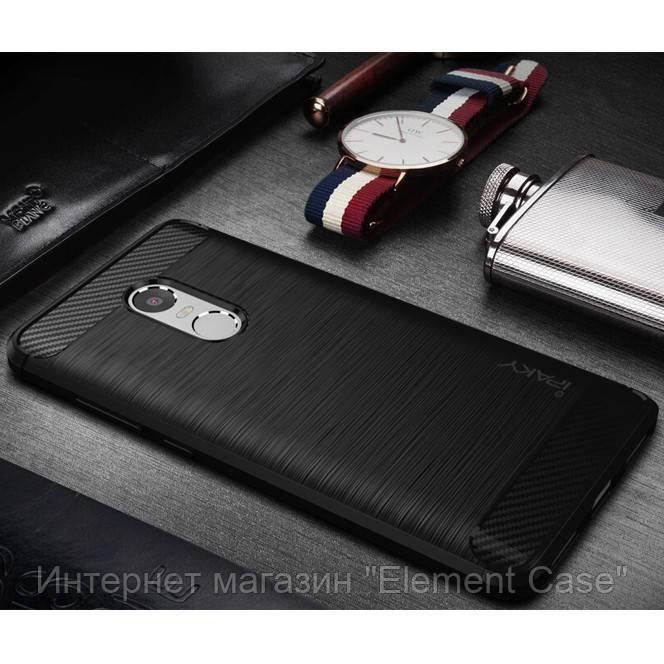 quality design da238 c1bfd TPU чехол iPaky Slim Series для Xiaomi Redmi Note 4X / Redmi Note 4 (SD)