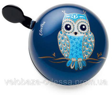 Звонок Electra Night Owl Ding-Dong dark-blue, фото 2