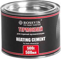 Термоклей 500мл/500г банка без кисти