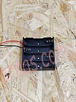 Кассета под батарейку АА 1.5V (1-26)