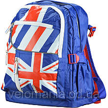 Рюкзак детский KiddiMoto британский флаг, маленький, 2 - 5 лет