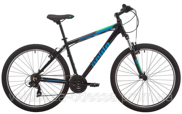 "Велосипед 27,5"" Pride MARVEL 7.1 рама - M черный 2019, фото 2"