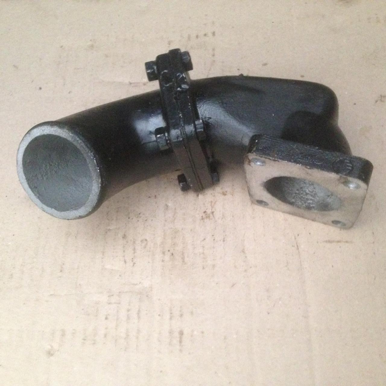 Патрубок нижнего бачка водяного радиатора Т-150 СМД-60