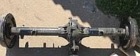 Мост задний УАЗ 452 грузов.(Z=8/37) с тормоз.в сб. (Тимкен) (пр-во УАЗ)