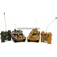 Танковый бой - Танки T-90 и KingTiger на радиоуправлении арт.99821. Погрузись в мир игры танков World of Tanks, фото 3