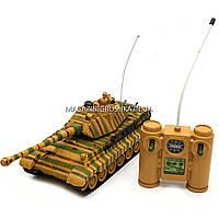 Танковый бой - Танки T-90 и KingTiger на радиоуправлении арт.99821. Погрузись в мир игры танков World of Tanks, фото 6