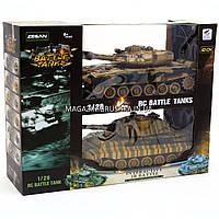 Танковый бой - Танки T-90 и KingTiger на радиоуправлении арт.99821. Погрузись в мир игры танков World of Tanks, фото 2