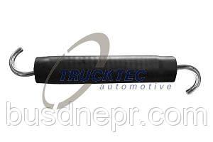 Пружина натяжителя ремня генератора MB ОМ601/602/Sprinter  02.19.295 Trucktec