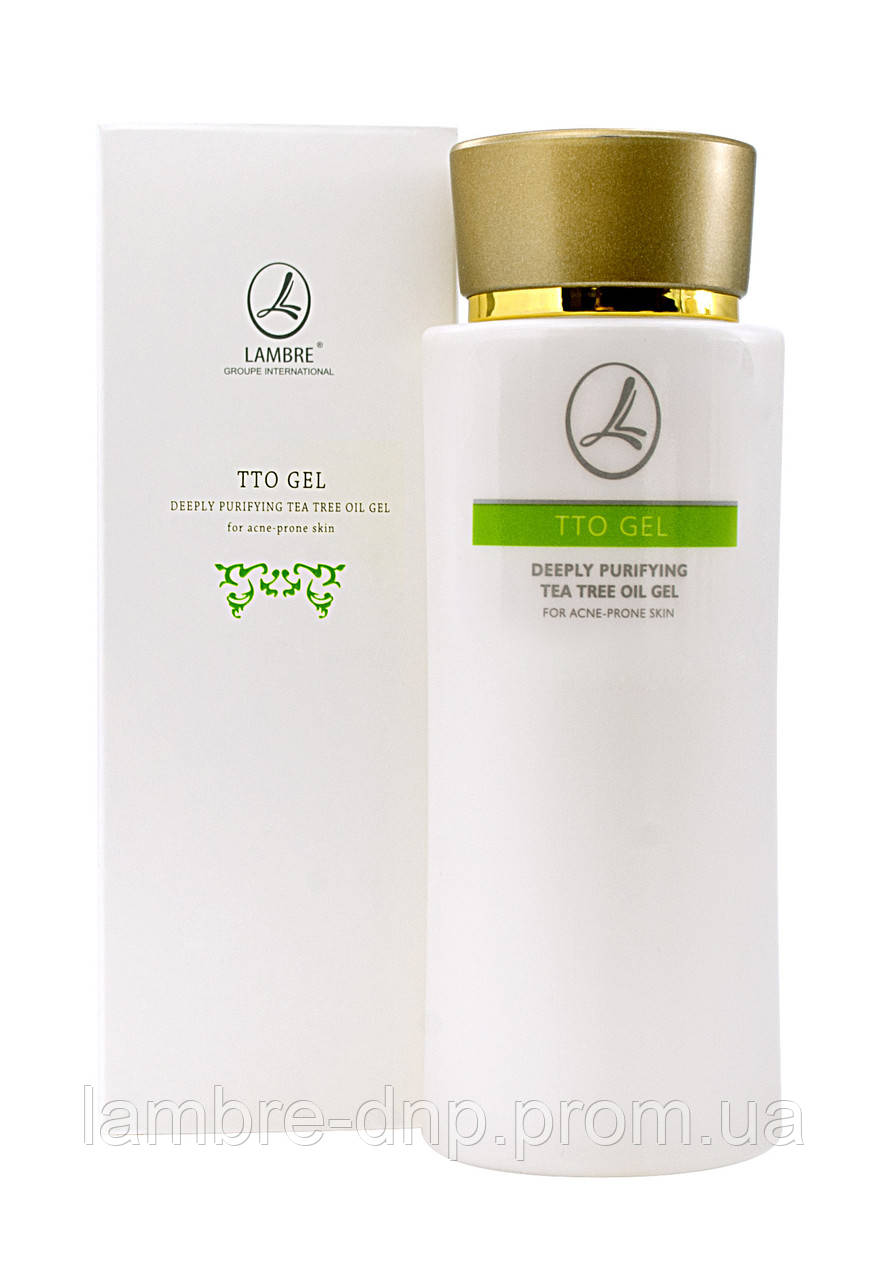 Гель для проблемної шкіри - TTO gel - Ламбре