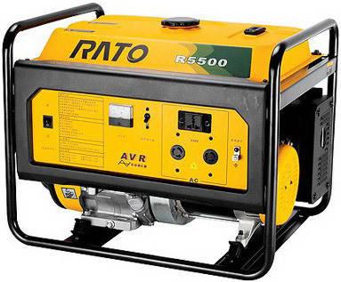 Генератор Rato R5500, фото 2