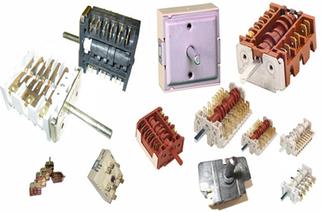 Переключатели для электроплит и духовок