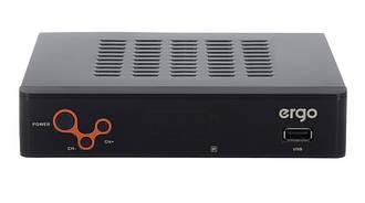 ТВ-тюнер ERGO DVB-T2 1638