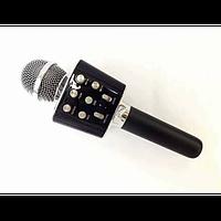 Мікрофон-Караоке Bluetooth WSTER WS-1688 Black